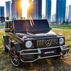 Mercedes G63 S307 4WD