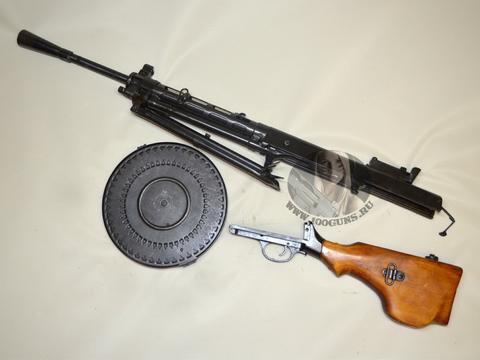 Охолощенный ДП-27