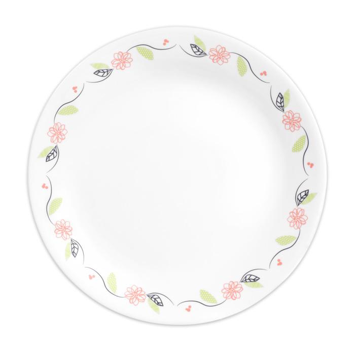 Тарелка обеденная 25 см Tangerine Garden, артикул 1117764, производитель - Corelle
