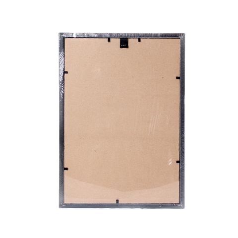 Ф/рамка Акварель 21х30 Формат-А (морозное серебро)
