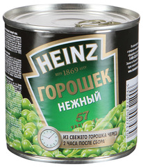 Зеленый горошек Heinz 400 гр