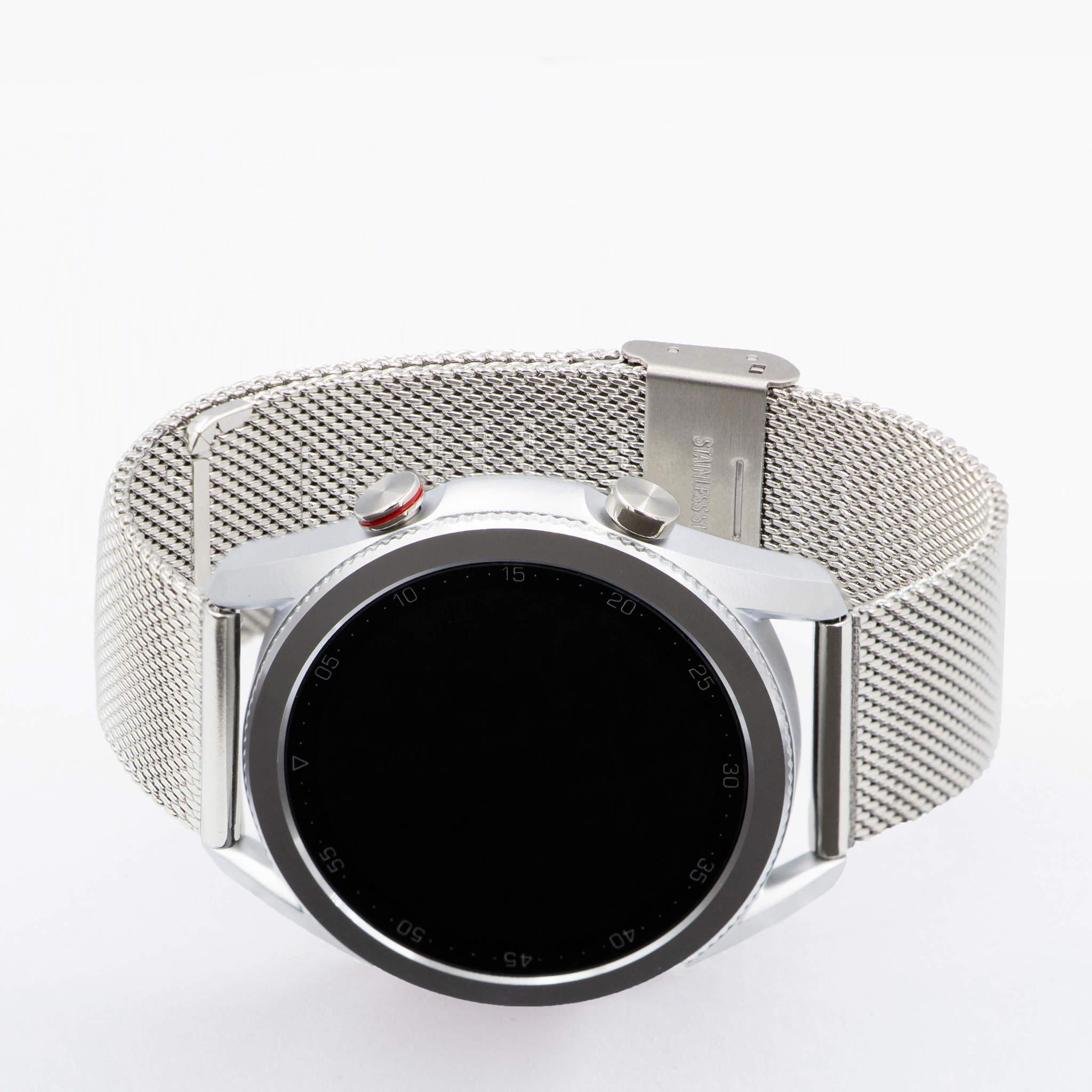 Профессиональные часы здоровья с измерением давления, пульса, кислорода и снятием ЭКГ  Health Watch Pro WP70 (серебро)