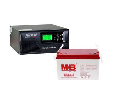 Комплект HIDEN HPS20-0312+MNB MM 100-12