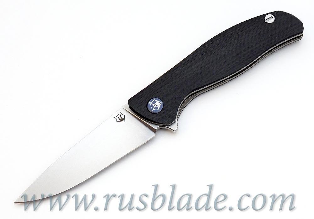Shirogorov F3 S30V G10 black w/bearings - фотография