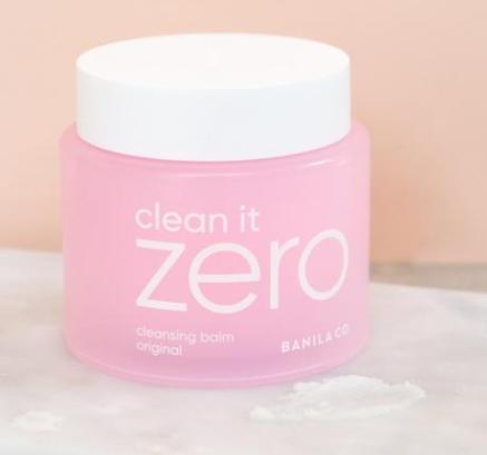 BANILA CO Clean It Zero Original гидрофильный бальзам для комбо и нормальной кожи 100мл