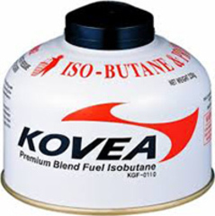 Баллон резьбовой Kovea для газовой горелки 110 гр (изобутан/пропан 70/30)