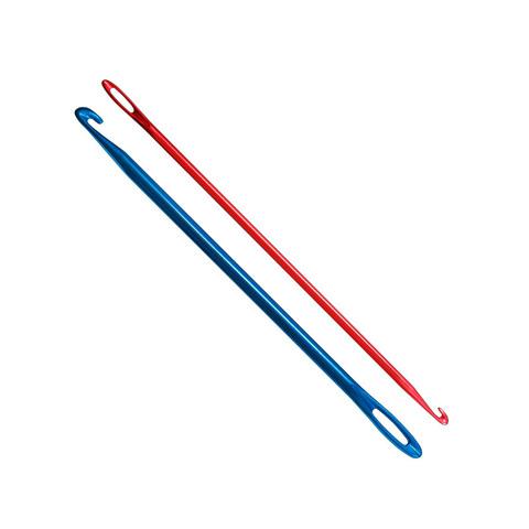 Набор крючков для вязания в технике нукинг Knooking-Set ADDI Германия арт.281-7/000