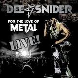 Dee Snider / For The Love Of Metal Live (RU)(CD+DVD)