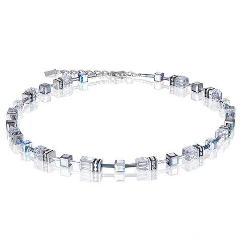 Колье Crystal Silver 4015/10-1817