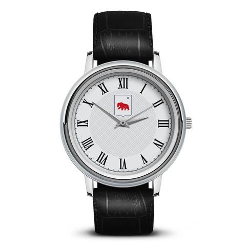 Сувенирные наручные часы с надписью Кудымкар watch 9