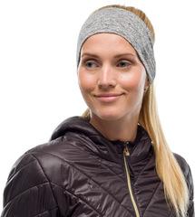 Повязка спортивная светоотражающая Buff Headband Dryflx R-Light Grey - 2