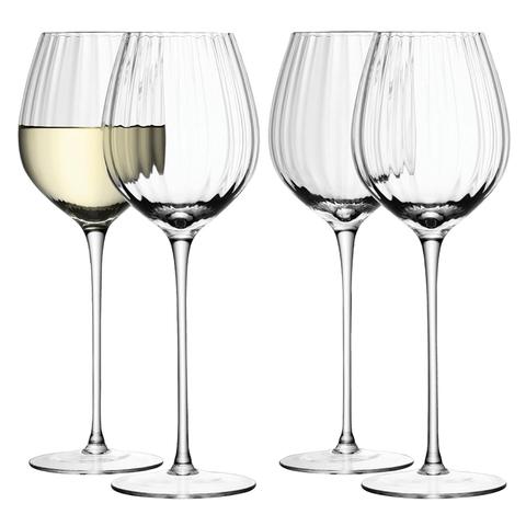 Набор из 4 бокалов для белого вина Aurelia, 430 мл