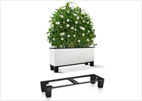 Тумба для кашпо для цветов TRIO 40 (Lechuza)