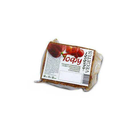 Тофу пикантный с паприкой, Vegetus, 250 гр.