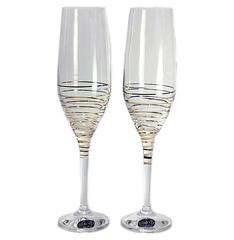 Набор бокалов для шампанского «Аморосо», 200 мл, фото 1