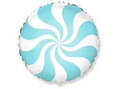 F Круг, Голубой Леденец, конфета  18