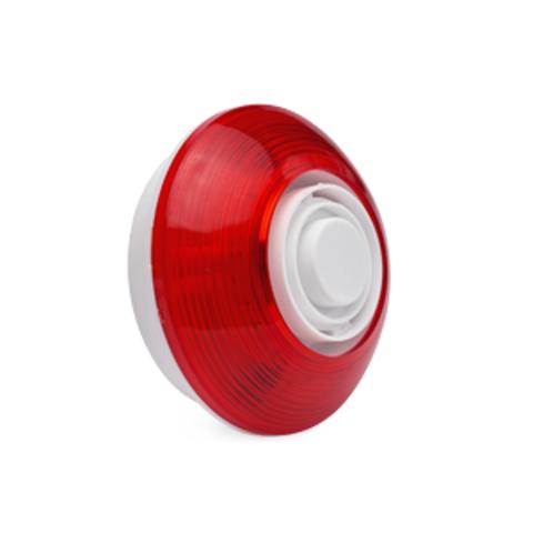 Свето-звуковой оповещатель Марс 220-КП (красный)
