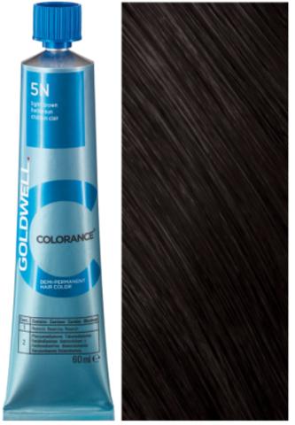 Goldwell Colorance 5N светло-коричневый 60 мл