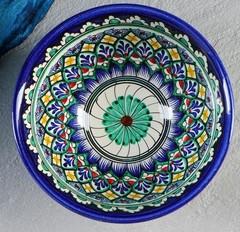 Набор пиал Коса большая, диаметр 18см