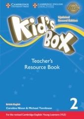 Kid's Box UPDATED Second Edition 2 Teacher's Re...