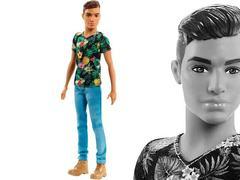 Кукла Barbie Кен Стиль тропиков