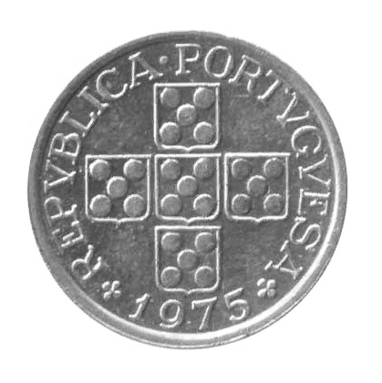 10 сентаво Португальская Республика (1911-1969) 1975 год, Португалия. aUNC