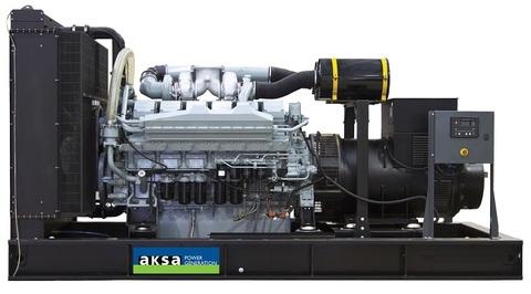 Дизельный генератор Aksa APD2500M