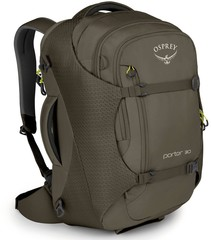 Сумка-рюкзак Osprey Porter 30 Castle Grey