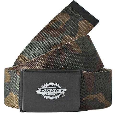 Ремень Dickies Orcutt Webbing Belt Camouflage
