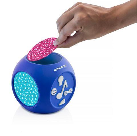 Музыкальный ночник-проектор Miniland Dreamcube Magical