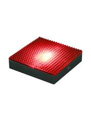 Выставочная подставка с подсветкой для конструктора 8 х 8 х 2 см Wisehawk & LNO display case NO. 2236