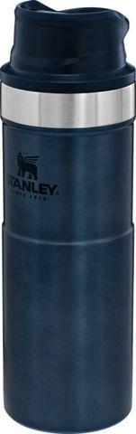 Термокружка Stanley Classic One hand 2.0 (0,47 литра), синяя