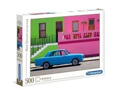 Puzzle PZL 500 HQC THE BLUE CAR =2020=