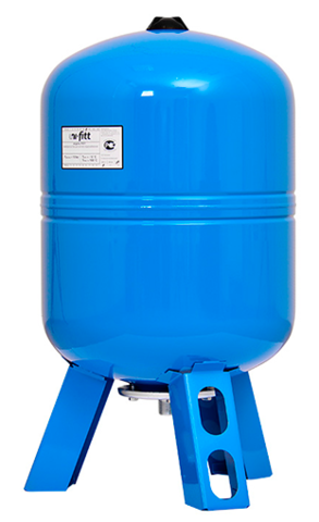 Гидроаккуммулятор Uni-Fitt 150 вертикальный WAV150-U
