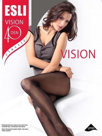Женские колготки Vision 40 XL Esli
