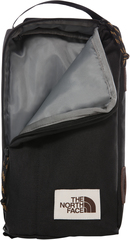 Рюкзак однолямочный North Face Field Bag Black Heather - 2