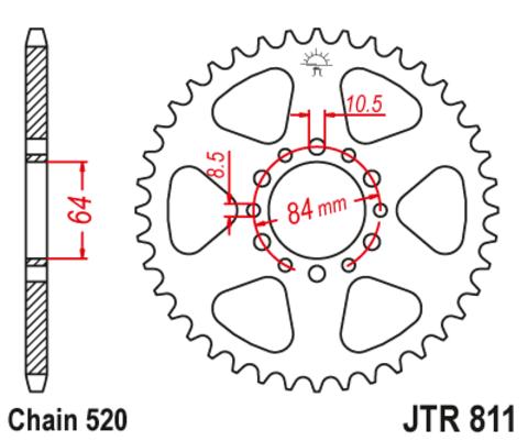 JTR811