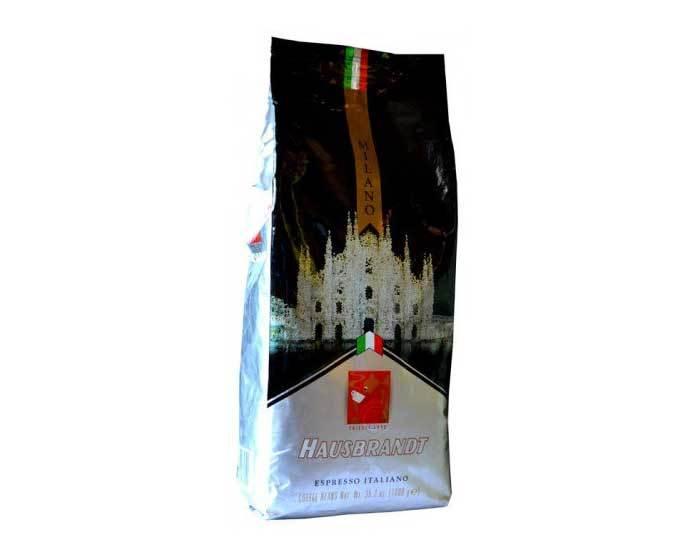 Кофе в зернах Hausbrandt Milano, 1 кг