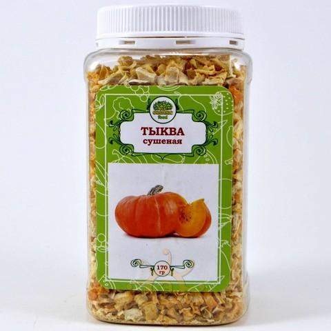 Тыква сушеная Organic food, 170г