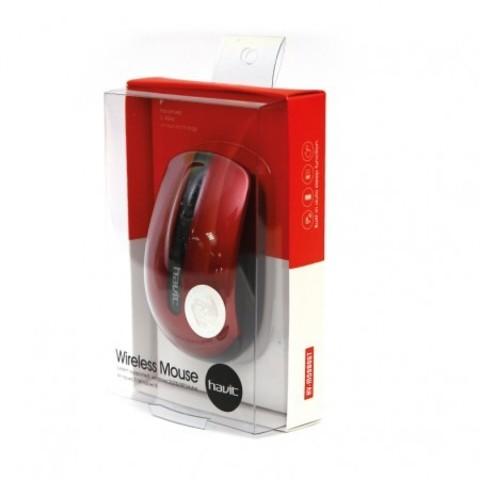 Мышь беспроводная HAVIT HV-M989GT USB black/red
