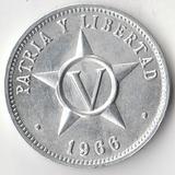 K8416, 1966, Куба, 5 сентаво