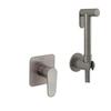Встраиваемый гигиенический душ 11361801WCNC никель - фото №1