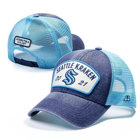 Бейсболка NHL Seattle Kraken