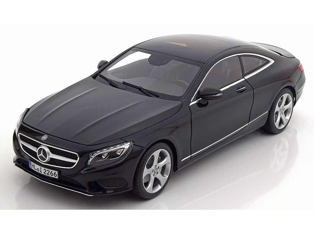 Коллекционная модель Mercedes-Benz C217 S-Class Coupe 2014