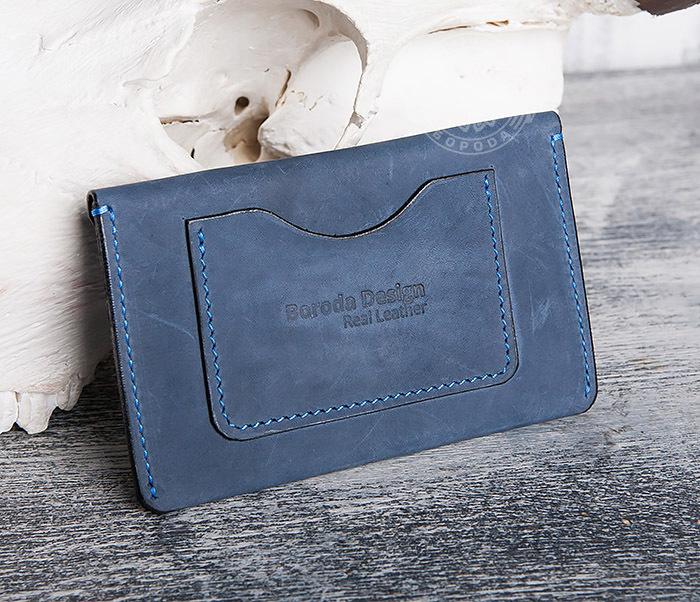 BC123-3 Обложка из кожи для карт, паспорта и документов