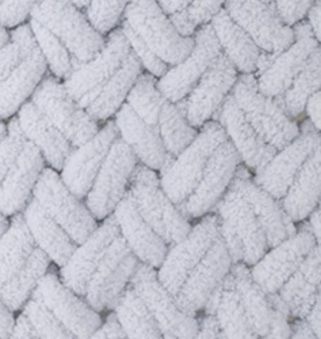 Пряжа ALIZE PUFFY №416 светло-серый