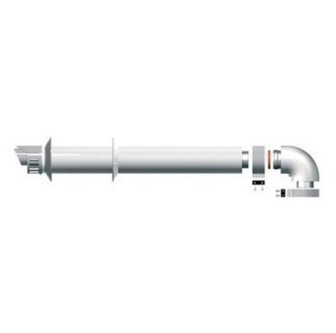 Protherm коаксиальный дымоход DN Ø60/100 мм, 1 м для котлов Пантера и Гепард 2015