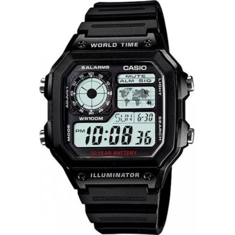 Наручные часы CASIO AE-1200WH-1AVEF
