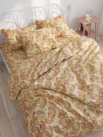 Пододеяльник  -Восточная сказка- 1,5-спальный на молнии 145х215 см