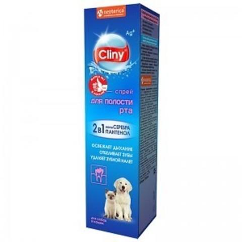 Cliny спрей для полости рта   100 мл